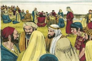 Matthew 15:29-31
