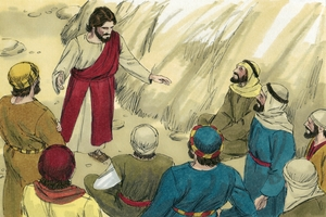 Matthew 23 - 25:13