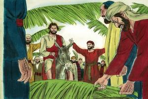 Matthew 21-22