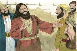 Mark 8:22-26