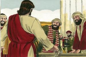 Mark 11:15-19