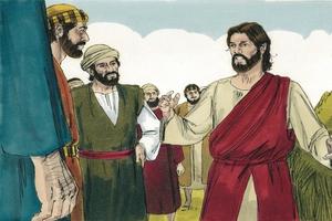 Mark 13:24-27