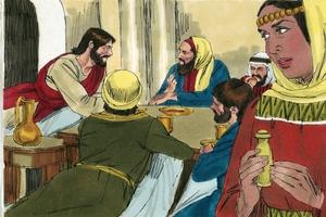 Mark 14:3