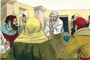 Mark 14:1-2