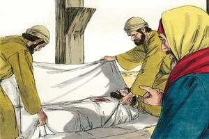 Mark 15:42-47