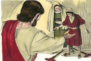 Lucas 4:40-41 [Luke 4:40-41]