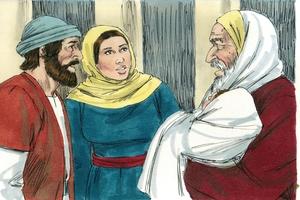 Luke 2:36-38 Anna