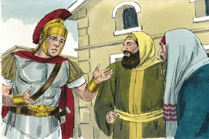 Luke 7:1-9 Faith of the Centurion