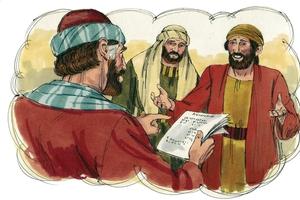 Luke 16:1-15