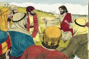 Luke 12:49-53
