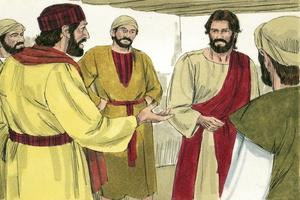 Luke 9:1-6