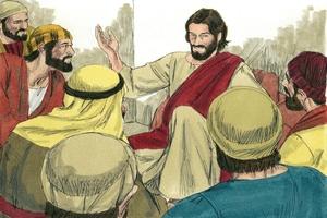 Luke 14:25-33