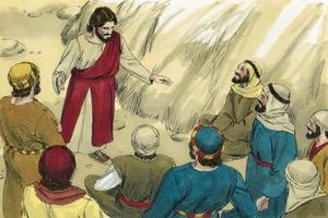Luke 9:51-56