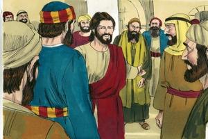 Luke 9:44-45