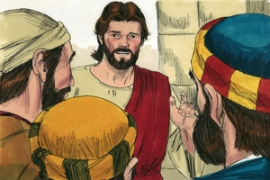 Luke 18:31-34