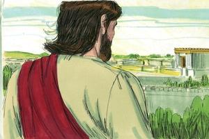 Luke 19:41-44