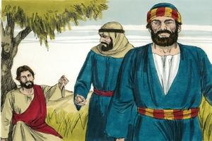 Luke 10:1-12