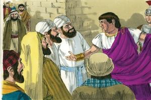 Luke 23:13-25