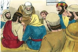 John 5:30-47