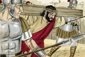 John 19:17-27