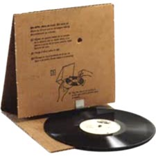 """The <a href=""""/topic/cardtalk"""">CardTalk</a>: an ingenious pencil powered talking record player!"""