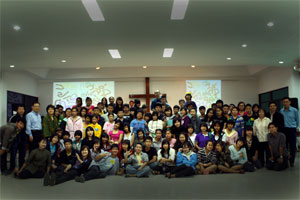 W3 Strengthens Christian Youth Of Chiang Mai