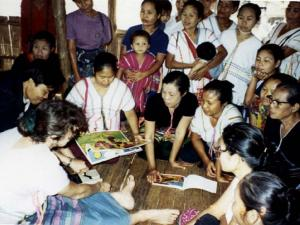 Asia: Families come to Christ