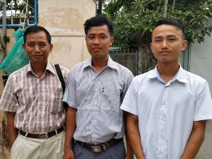 Myanmar: Chin Siyin, Chin Asho and Kungsho languages