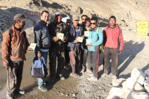Changthang Distribution Report - Ladakh Mission - Adventure Continues...