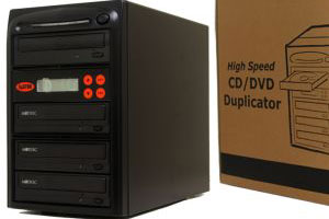 CD and DVD Duplicators Making Life Easier