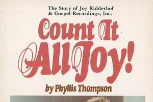 Count it all Joy! / Capturing Voices