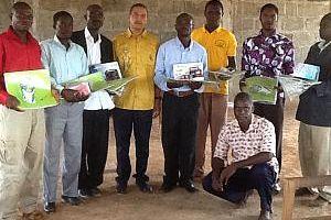GRN Equips Evangelists in Ghana