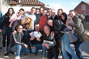 Kosova - Roma Families