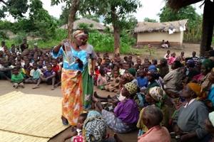 Evangelism and Making Disciples - Malawi