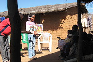 Mozambique: Teachers spread the Word