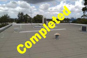 New Roof For GRN Australia