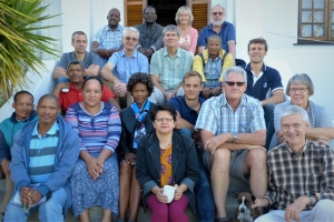 Oral Bible translators - meeting in Cape Town
