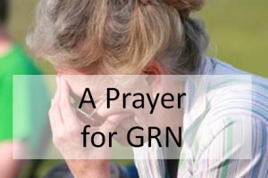 A Prayer for GRN