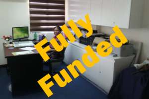 Philippines Office Project - Fully Funded