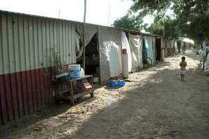 Hope in a European Refugee Camp