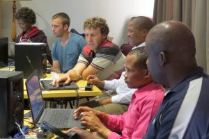Southern Africa Recordist Trainees - Great News!