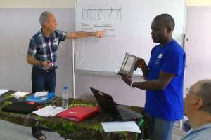 Recordist Training in Togo