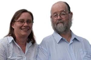 Dennis and Glenys Tranter