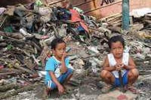 Typhoon Haiyan - Philippines