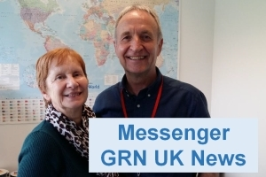 The Messenger Newsletter - April 2018