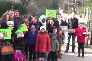Evangélisation des réfugiés à Etrechy