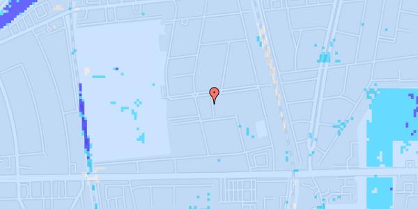 Ekstrem regn på Troels-Lunds Vej 25, 1. 6