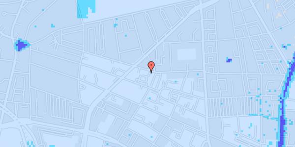 Ekstrem regn på Birkedommervej 35, 1.