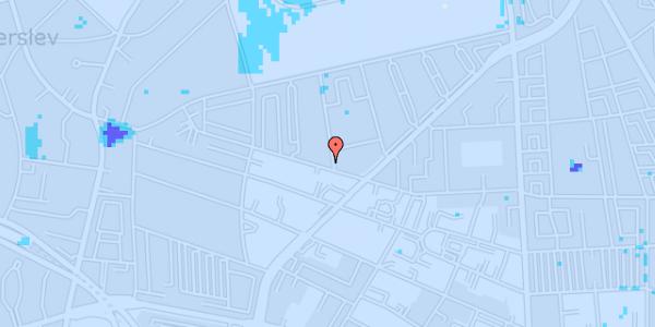 Ekstrem regn på Birkedommervej 56, 2. tv