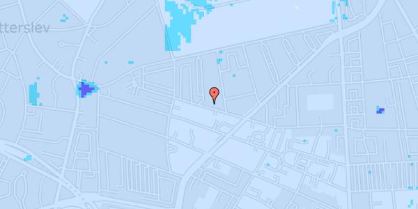 Ekstrem regn på Birkedommervej 62, 2. tv